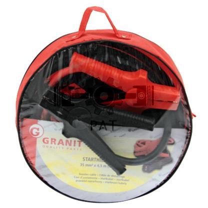— 50799202 — doorsnede: 35 mm², <br> benzinemotor: max. 7000 ccm, <br> dieselmotor: max. 4000 ccm, <br> tang: kun —