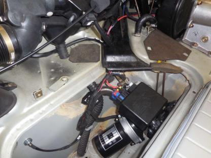 60 L drum Kroon-Oil Armado Synth LSP Ultra 5W- — Electric power steering voor een Porsche 911 zonder airco. —