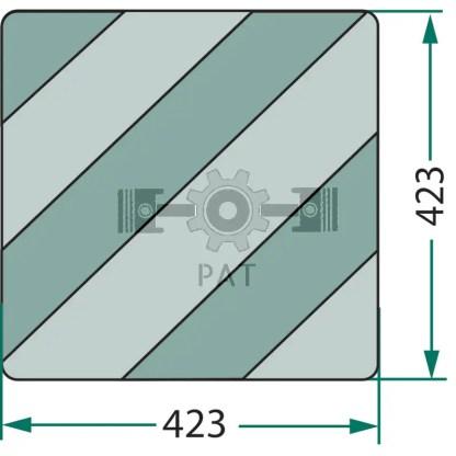 — 20743805 — links- of rechtswijzend type 1 —
