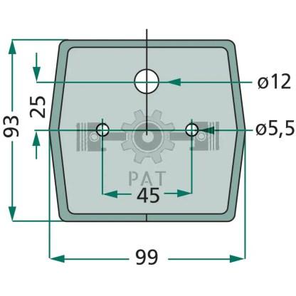 — 70799043 — compleet met 3-kamerverlichting <br> magneetverlichtingsset bestaande uit: driefunctiekabelverlichti —