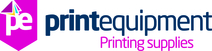 Logo print-equipment the Printing Company