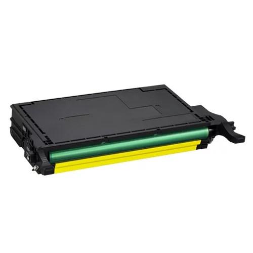 Tonercartridge / Alternatief voor Samsung CLT-Y5082L geel