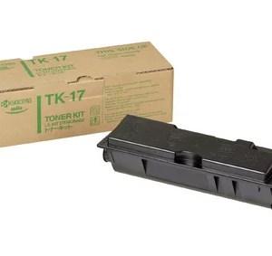KYOCERA TK-17 Origineel Zwart 1 stuk(s)
