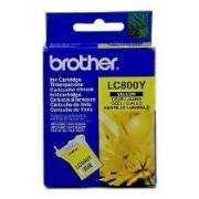 Brother LC800Y Yellow | Brother MFC 3420 C/ MFC 3220 CN/ MFC 3220 C/ MFC 3820 CN/ Fax 1820 C/ Fax 1815 C/ MFC 3320 CN