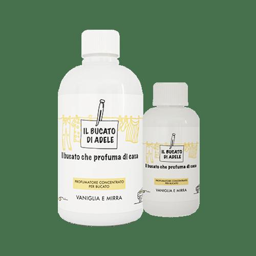Wasparfum vanille en mirre