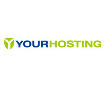 Binnen een uur je eigen webshop online via YourHosting vanaf €11,- per maand