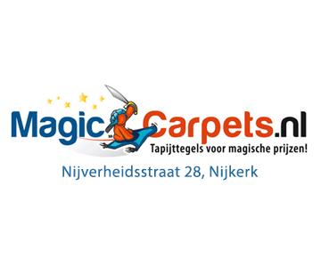 Tapijttegels vanaf €0,50 per stuk bij Magic Carpets