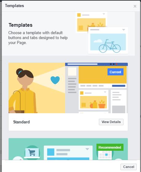 page facebook choisir template-1
