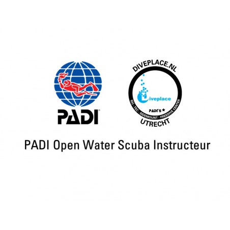 PADI Open Water Scuba Instructeur
