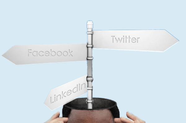 ask for help social media