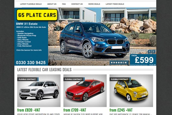 Flexible Car Lease