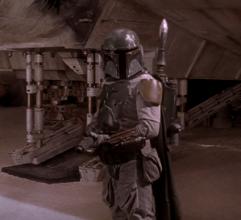 Boba Fett Star Wars A New Hope Special Edition