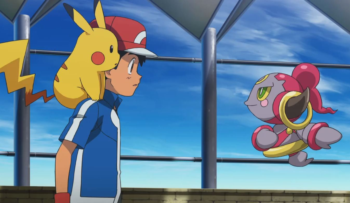 Pokemon Movie Hoopa And The Clash Of Ages Review Everything Geek Podcast