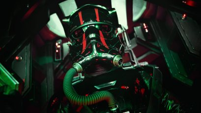 First Order TIE Fighter Pilot Star Wars The Force Awakens