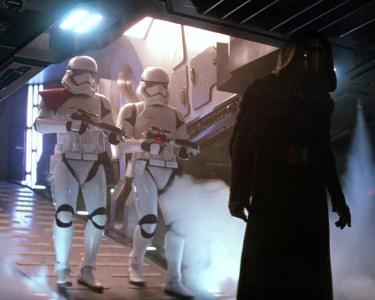 First Order Stormtrooper Charlie Akin Star Wars The Force Awakens