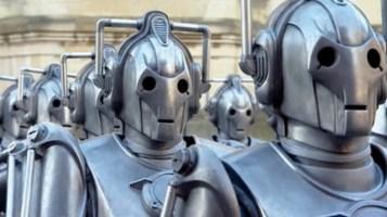Cyberman Doctor Who Kevin Hudson