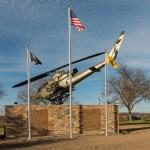 Vietnam Veterans Helicopter Memorial, 2017