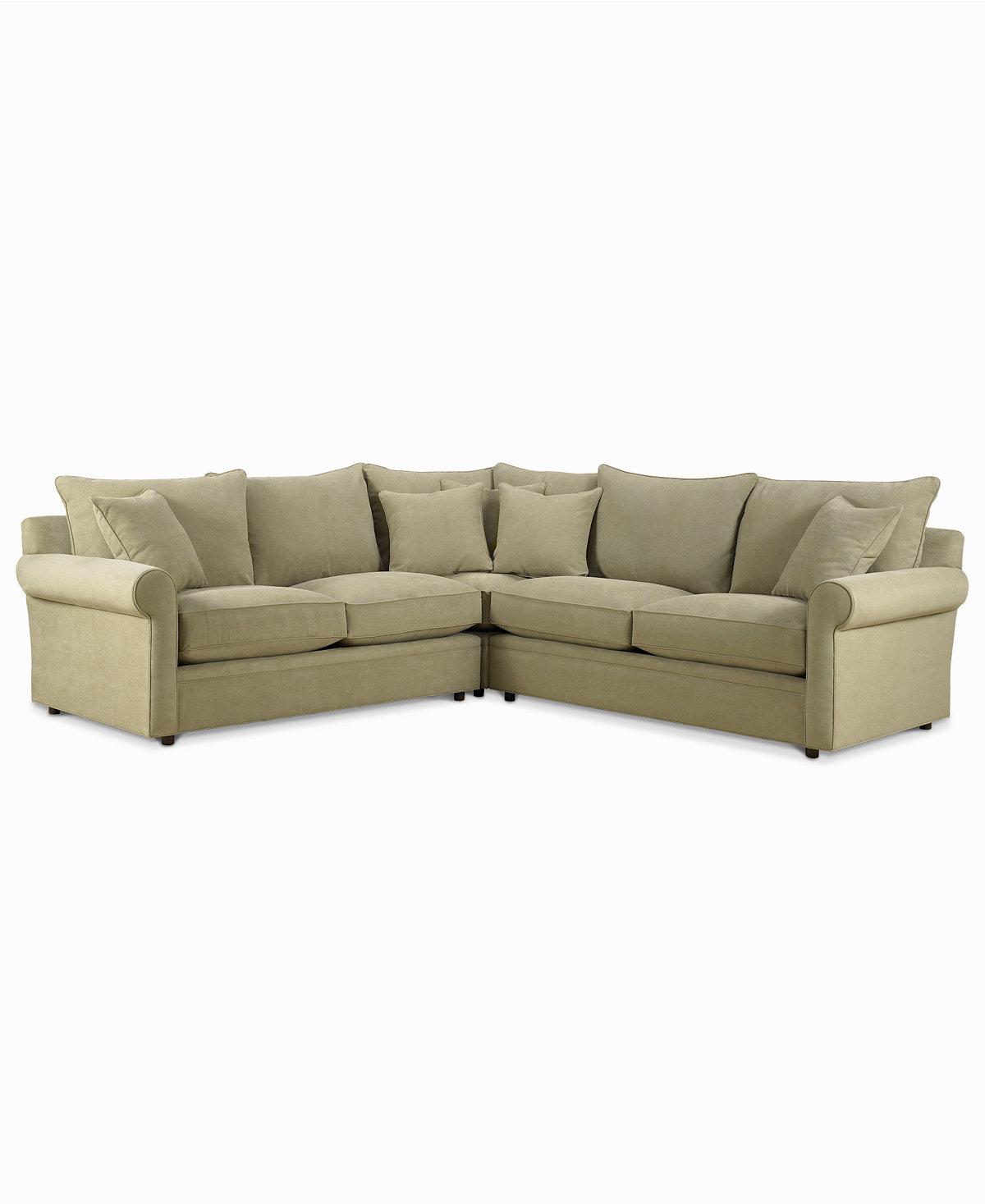 sectional sofas microfiber fabric off white doss 3 piece sofa