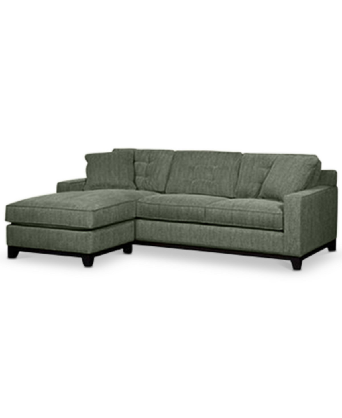 clarke fabric queen sleeper sofa bed velour 2 piece sectional