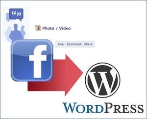 Get Your Facebook People to Come to Your WordPress Site
