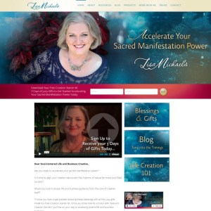 Websites for Spiritual Professionals