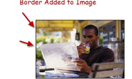 How to Add a Border Around an Image in WordPress