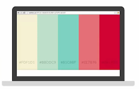 Fun FREE Designer Colors on Coolors.co!