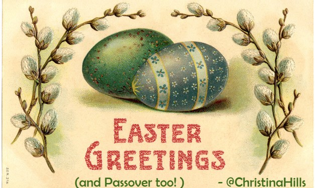 Happy Easter 2015!