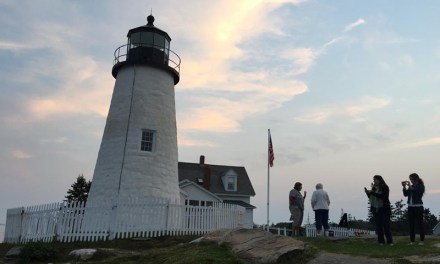 Pictures from My Summer Vacation in Maine