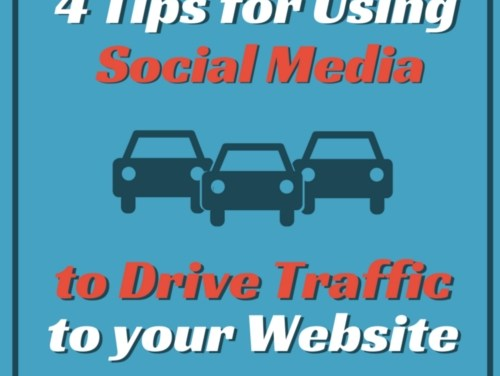 4 Tips to Drive Traffic to Your Site With Social Media