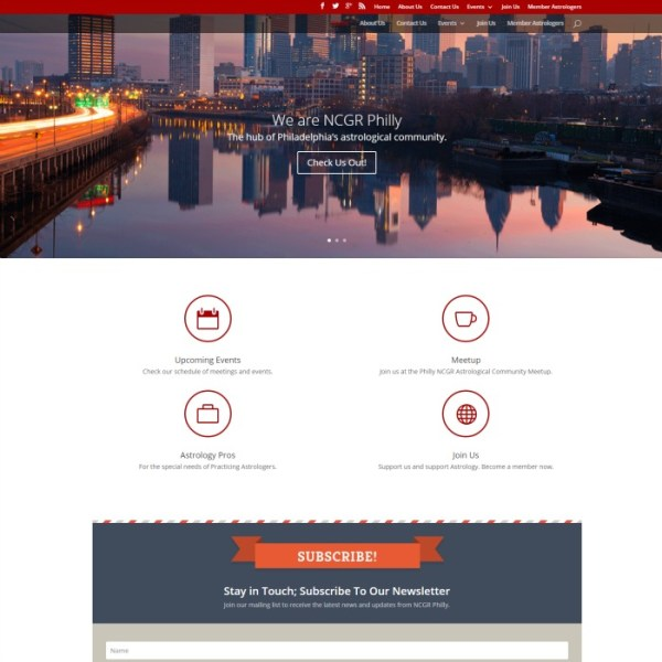 The Divi Theme by Ellen Zucker