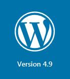 WordPress 4.9 Logo
