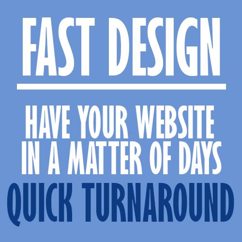 Fast web design belfast