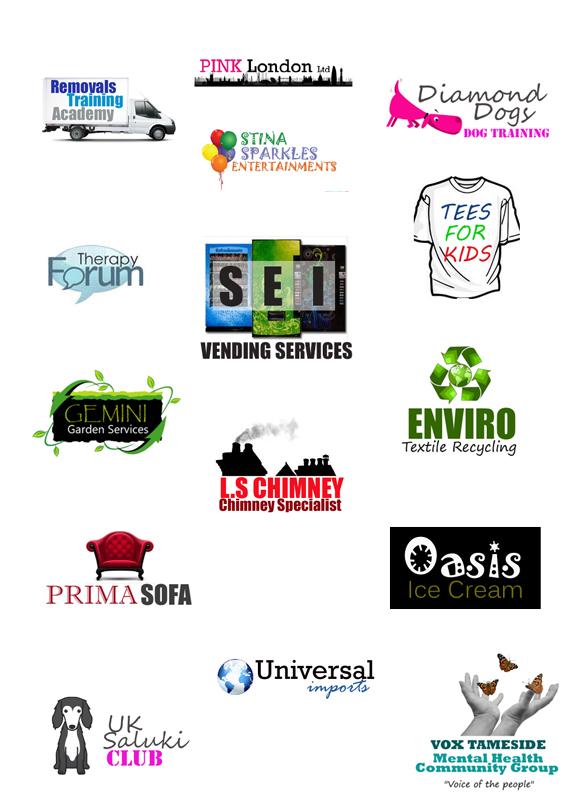 logo design belfast - website design