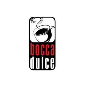 bocca dulce logo design