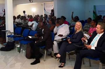 Max Ghana Business Opportunity Meeting Venues and Calendar