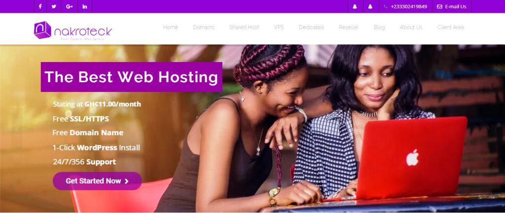 nakrotech hosting