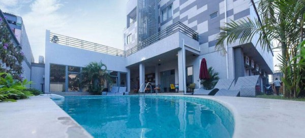 The Palms Hotel Accra