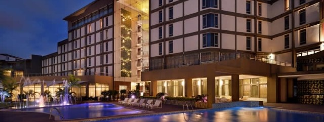 mariott hotel accra