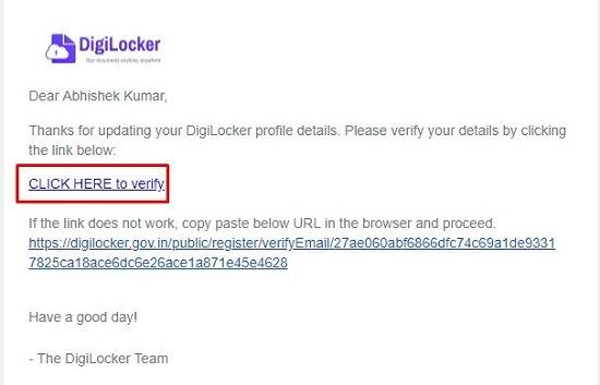 digital locker kya hai
