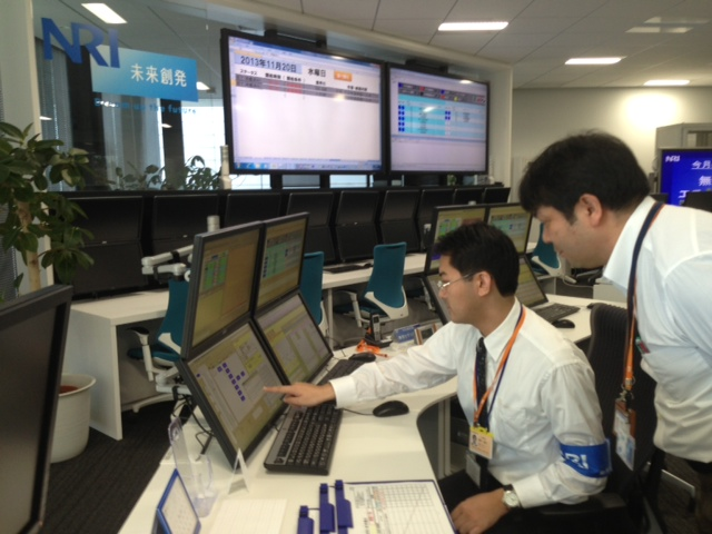 Japan's Biggest Provider of Critical IT Services Earns M&O Stamp of Approval