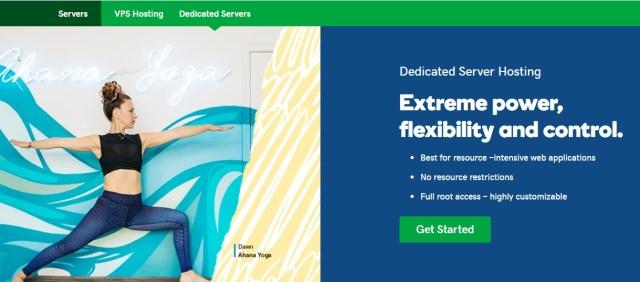GoDaddy Dedicated Server Hosting