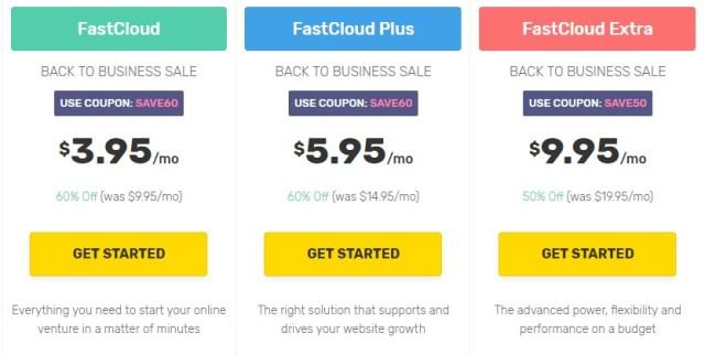 Best website hosting in the UK - FastComet