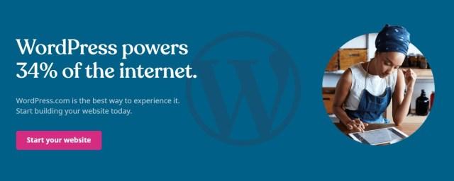 Best blogging software - WordPress.com
