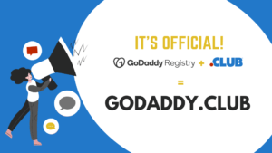 GoDaddy now officially owns .club