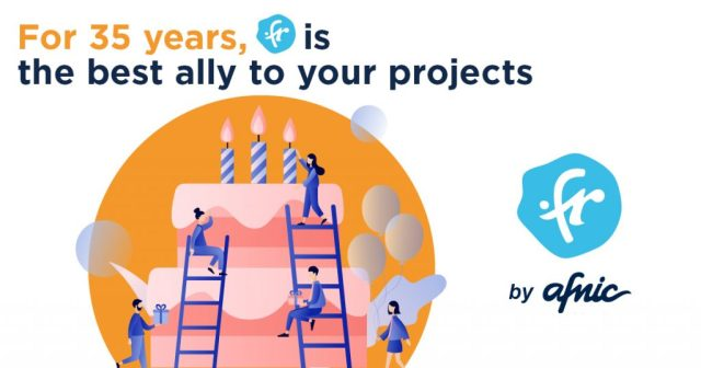 .FR celebrates its 35th anniversary