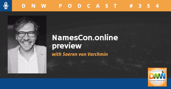 NamesCon.online preview – DNW Podcast #354