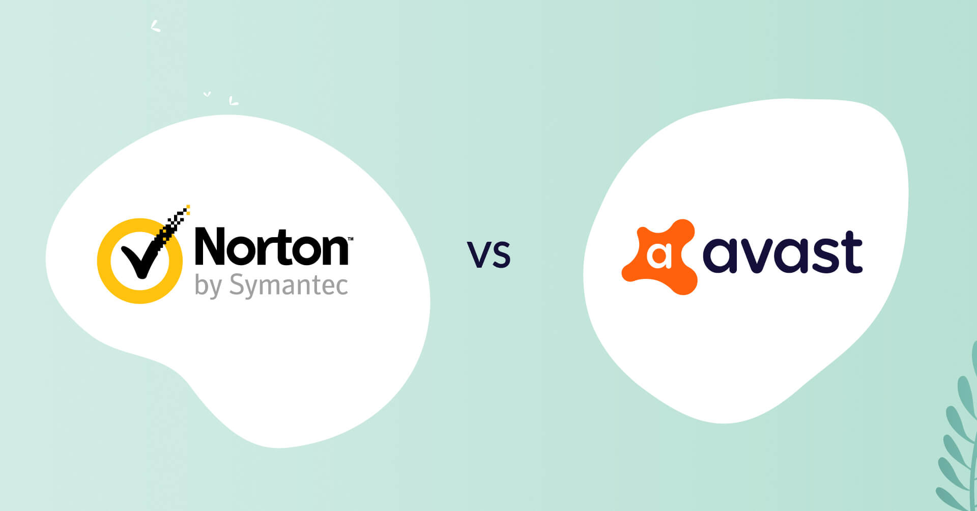 webroot logo vs avast logo antivirus comparison header for how to choose article
