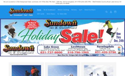 sundownski com website sundown ski patio sundown ski patio