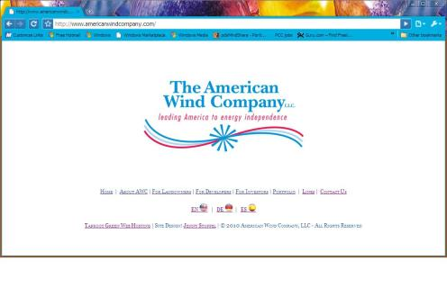 American Wind Company